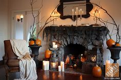 2015 Indoor Halloween Decoration Ideas 6