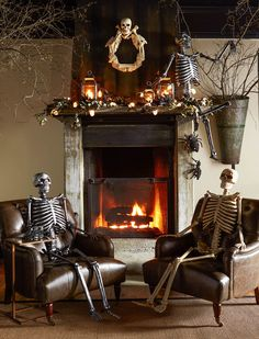 2015 Indoor Halloween Decoration Ideas 7