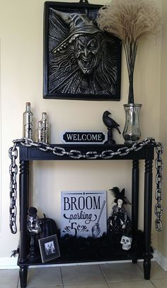 2015 Indoor Halloween Decoration Ideas 9