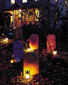 2015 Outdoor Halloween Decoration Ideas 15