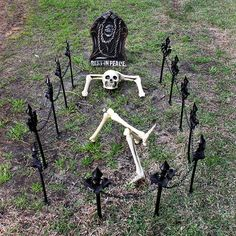 2015 Outdoor Halloween Decoration Ideas 17