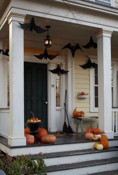 2015 Outdoor Halloween Decoration Ideas 20