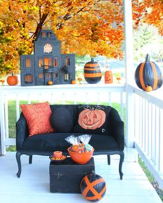 2015 Outdoor Halloween Decoration Ideas 5