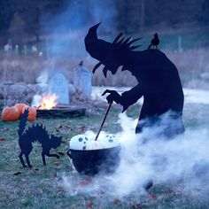 2015 Outdoor Halloween Decoration Ideas 6