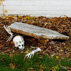 2015 Outdoor Halloween Decoration Ideas 7