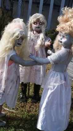 2015 Outdoor Halloween Decoration Ideas 8