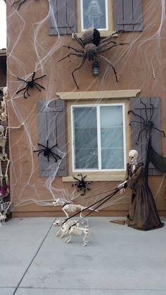 2015 Outdoor Halloween Decoration Ideas 9