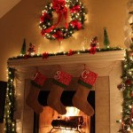 2016-christmas-mantel-decorating-ideas-9